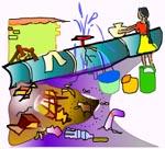 diseases caused by waste accumulation